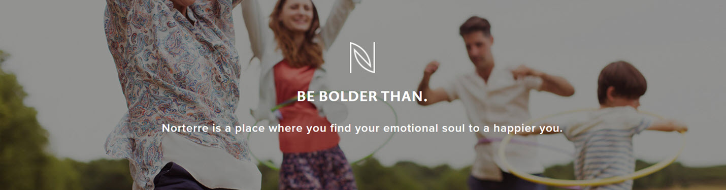 Norterre family community is a place where you can find your emotional soul to a happier you.
