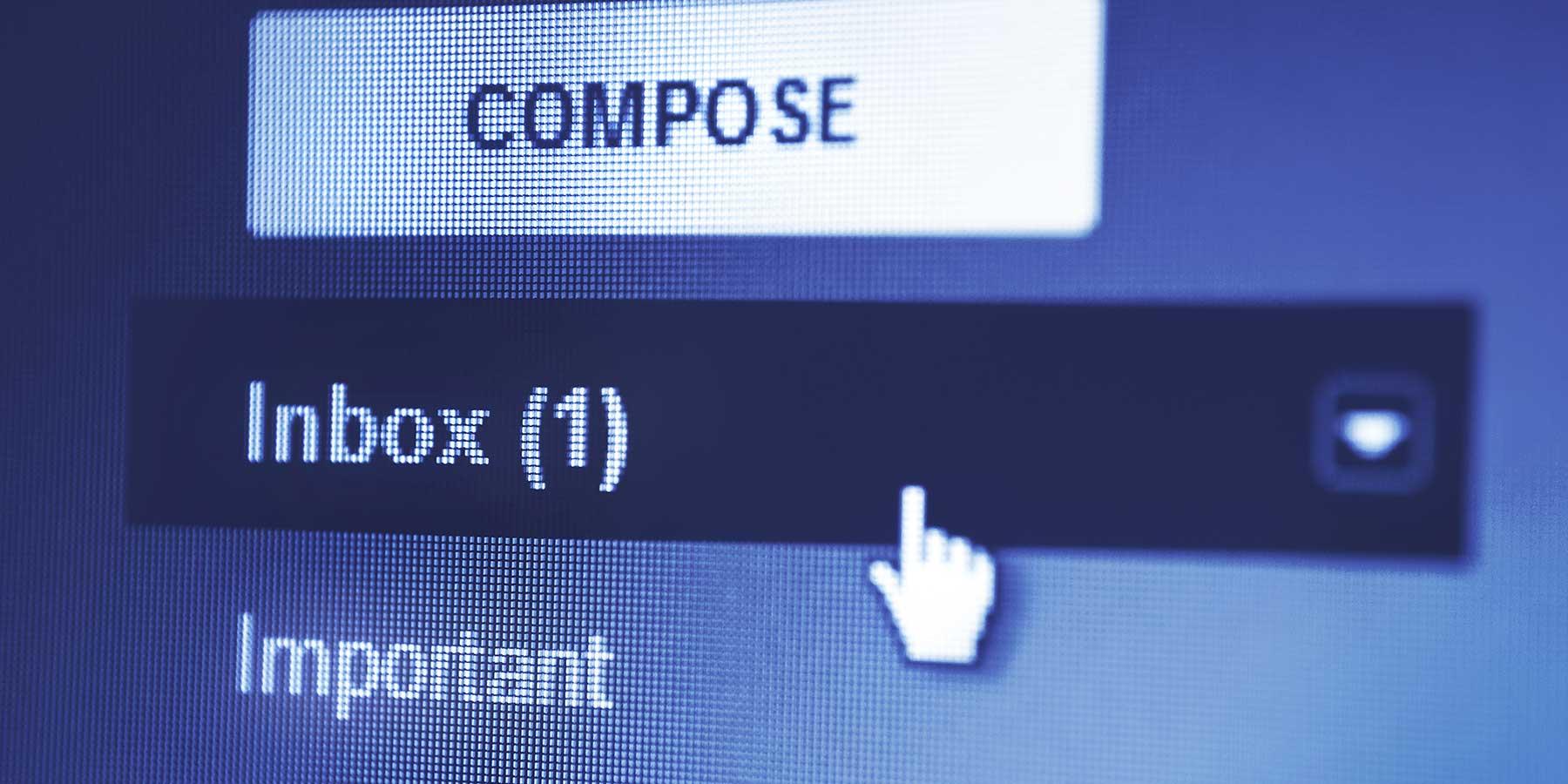 why marketing to the inbox makes sense