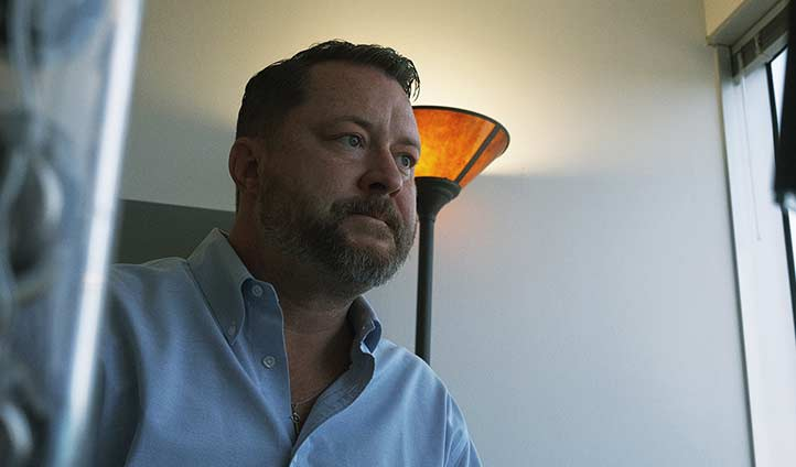 q & a with J Frederick, TPG's executive creative director